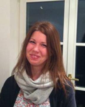 Christina Dillmann (geb. Hahn)